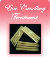 Ear Candling Treatment